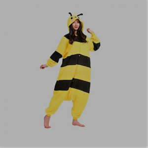 pijama de abeja