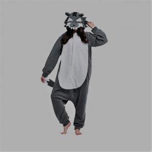 pijama lobo