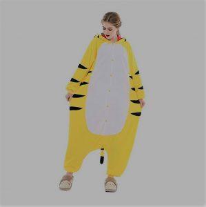 pijama tigre